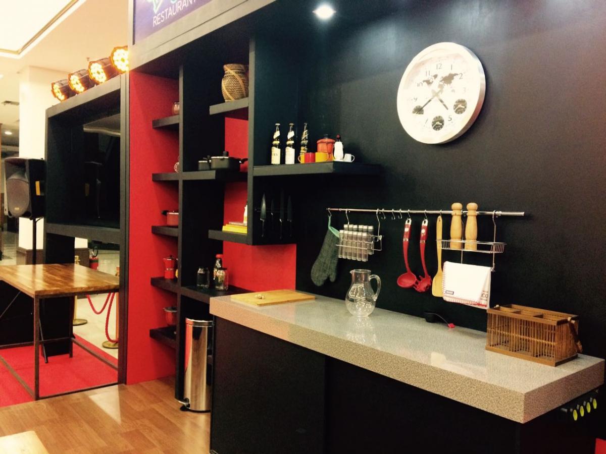Cozinha Show Restaurant Week