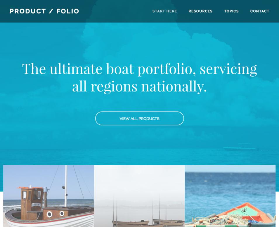 Productfolio