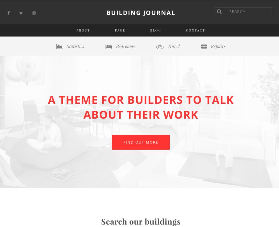 Building Journal