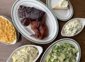 BBQ Pack for 2 at L. Woods