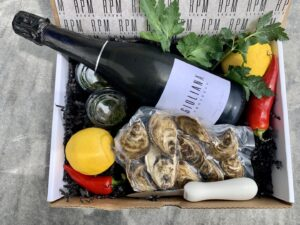 Oyster Box from RPM Italian