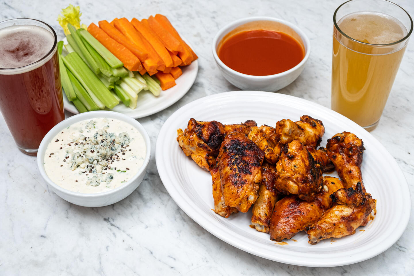 Chicken Wings from Summer House