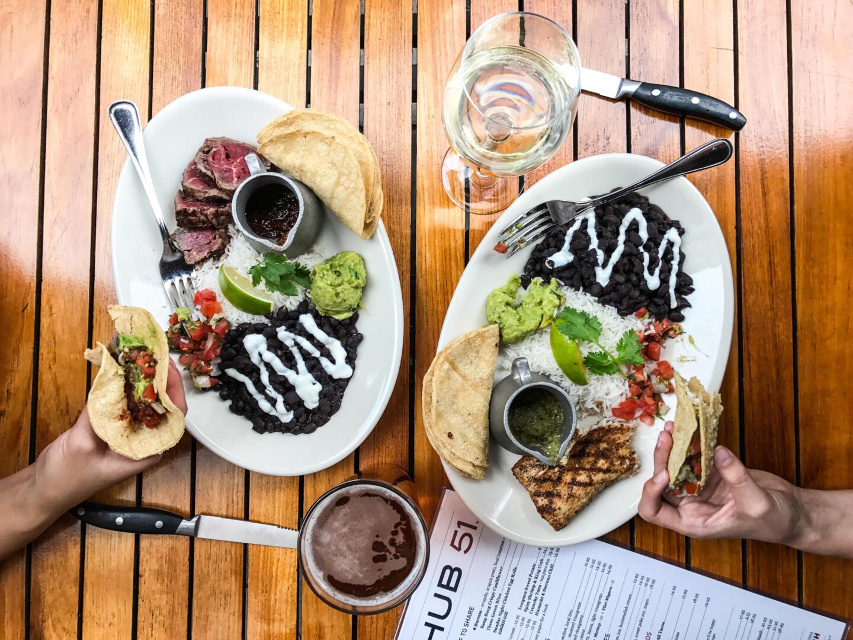 Hub Tacos