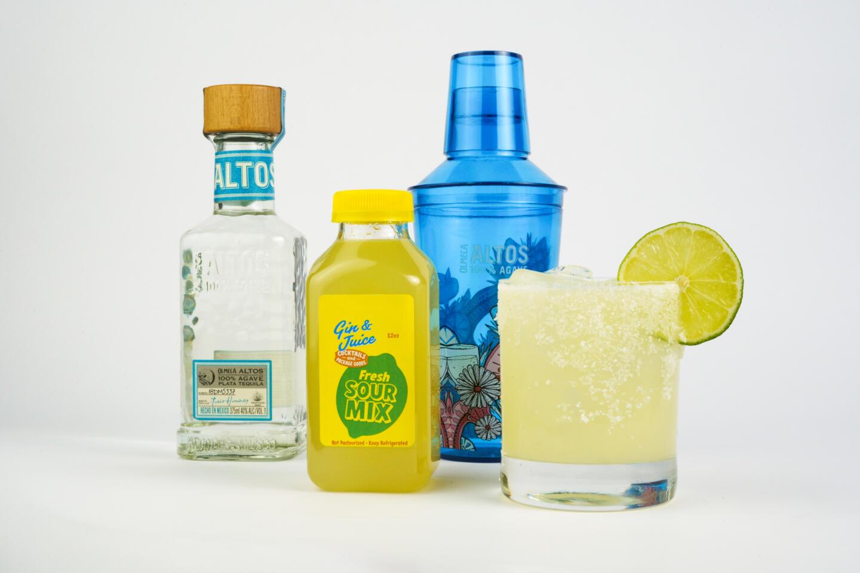 Gin and Juice Margarita kit