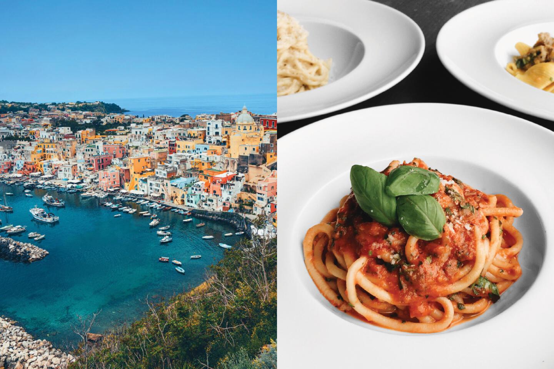 Amalfi Coast and RPM Italian