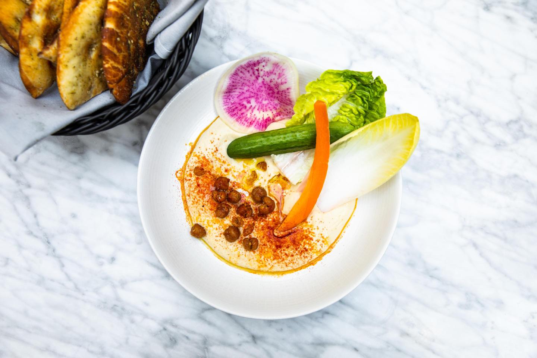 Aba's Classic Hummus