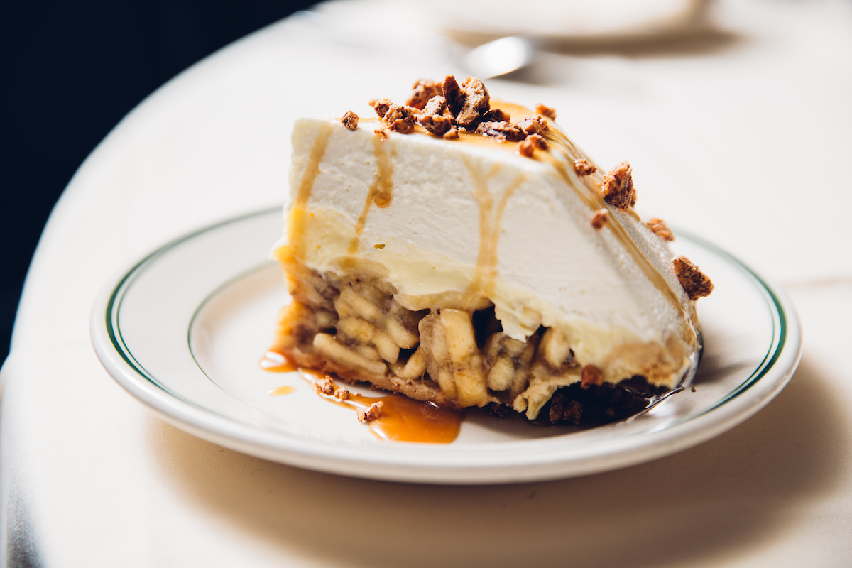 Joe's Banana Cream Pie