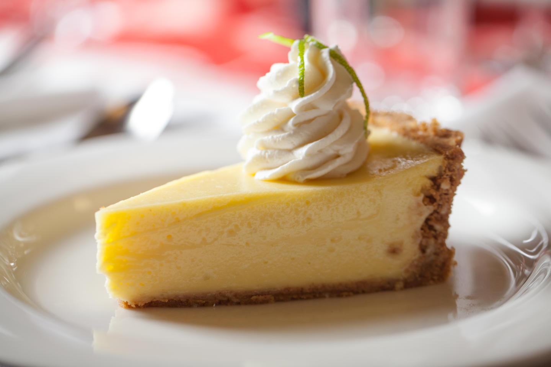 Shaw's Key Lime Pie