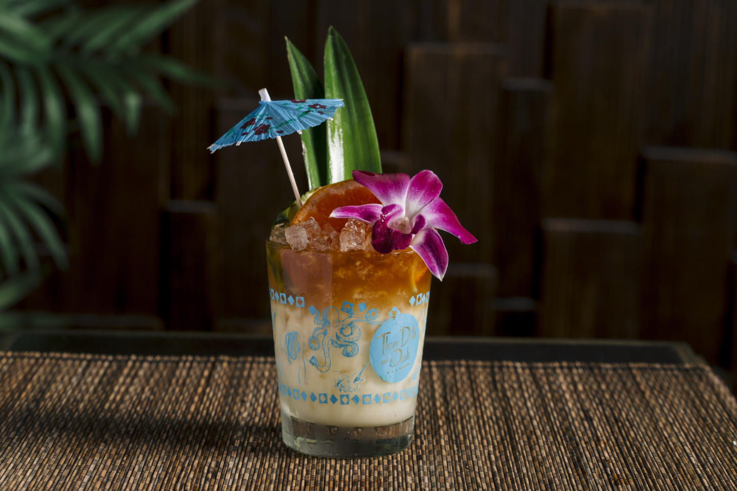 mai tai from three dots and a dash