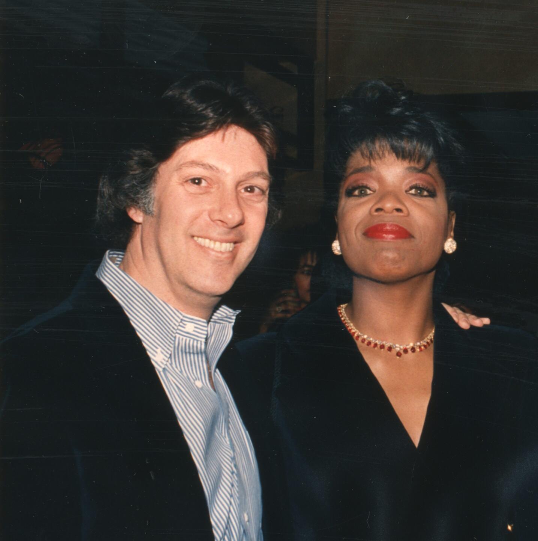Rich and Oprah The Eccentric