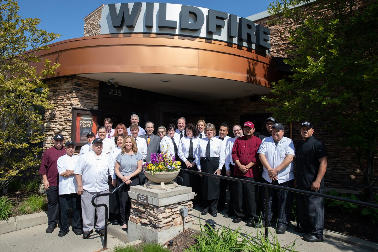 Wildfire Staff for 20th