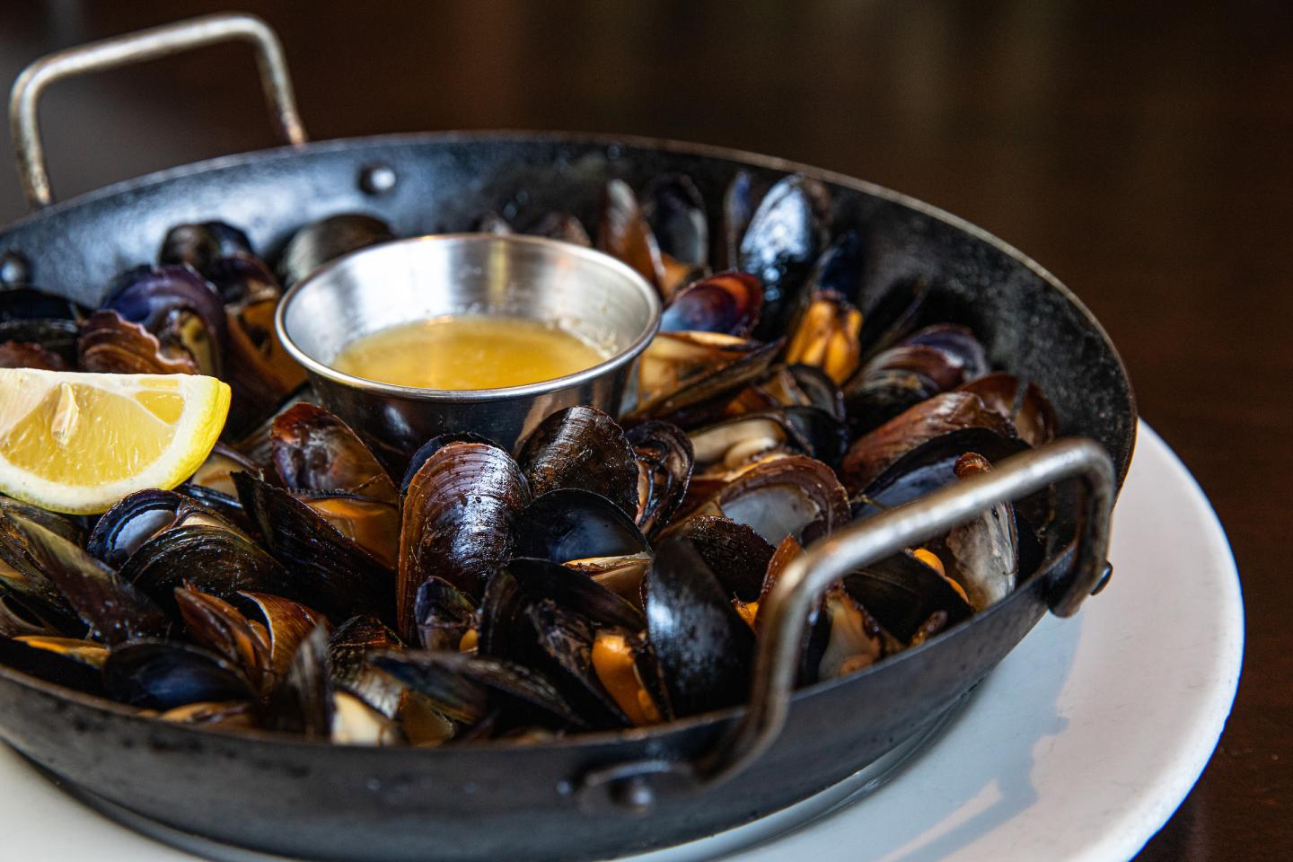 Mussels at Wildfire Lincolnshire