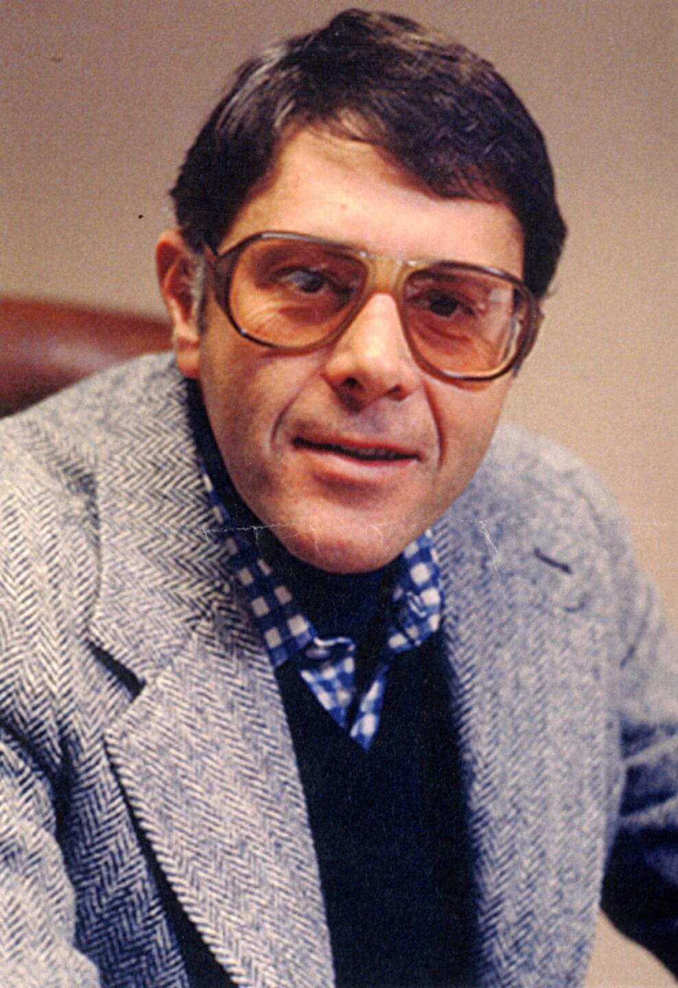 Portrait of Jerry A Orzoff