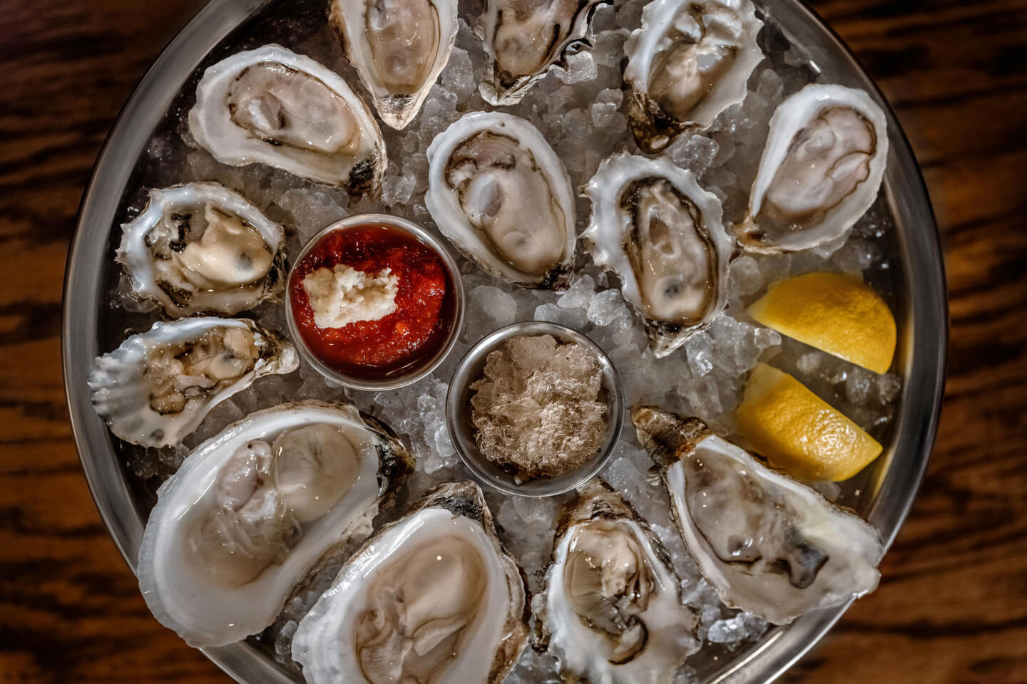 Shws oyster service