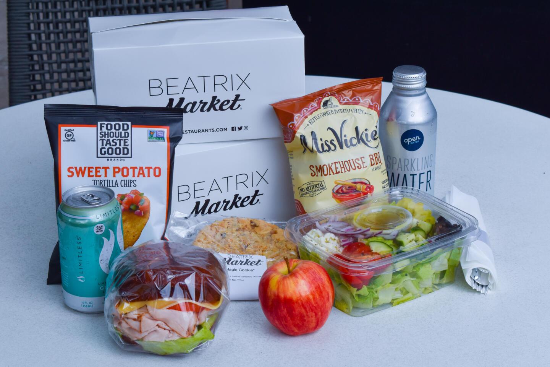 Beatrix Market Office Catering