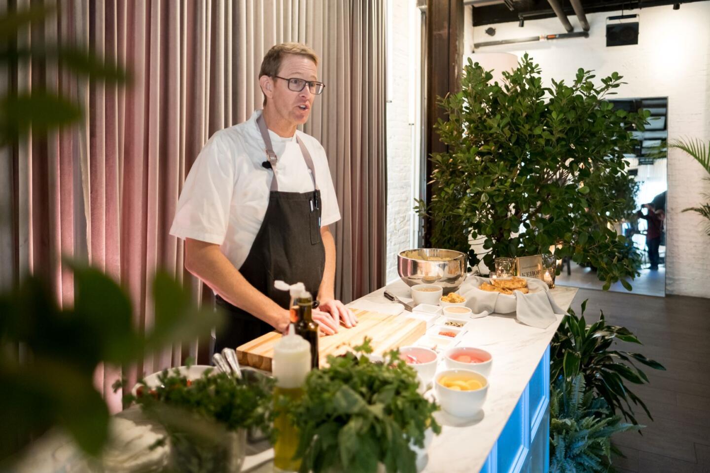 Chef CJ Jacobson The Dalcy Demo