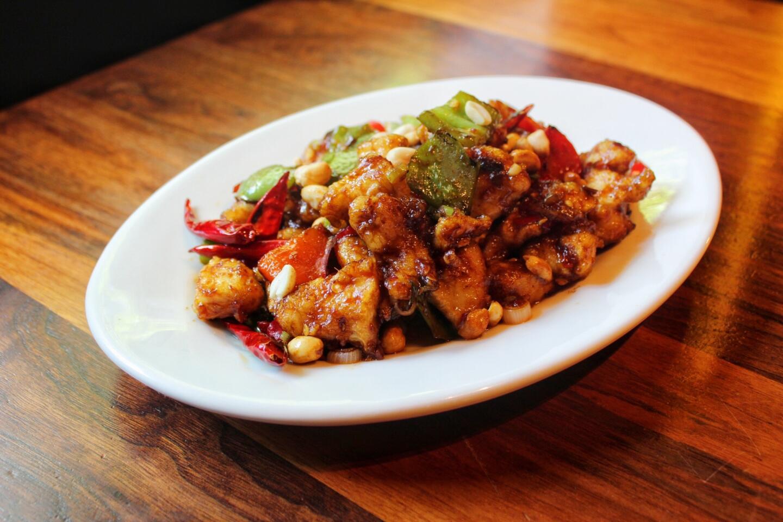 Kung Pao Chicken Ben Pao