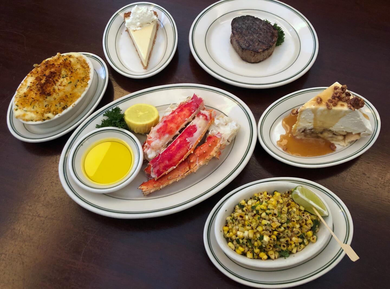 Joe's Seafood restaurant week DC