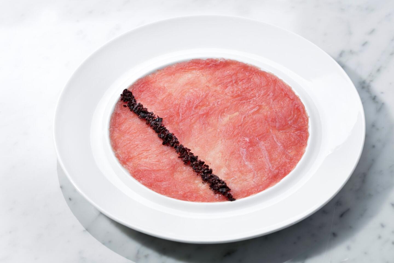 RPM Steak Tuna Carpaccio