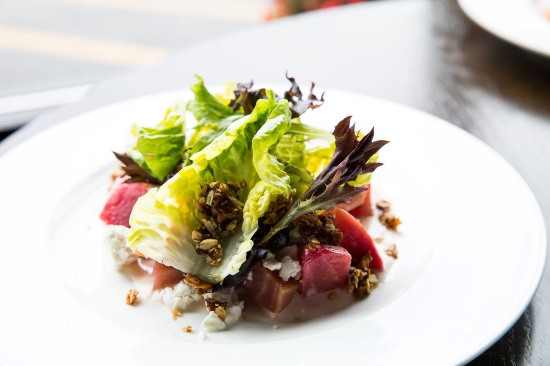 Saranellos beet salad