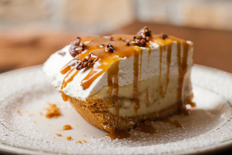 L. Woods Banana Cream Pie