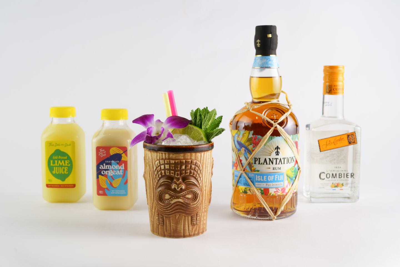 Mai Tai Kit Gin and Juice