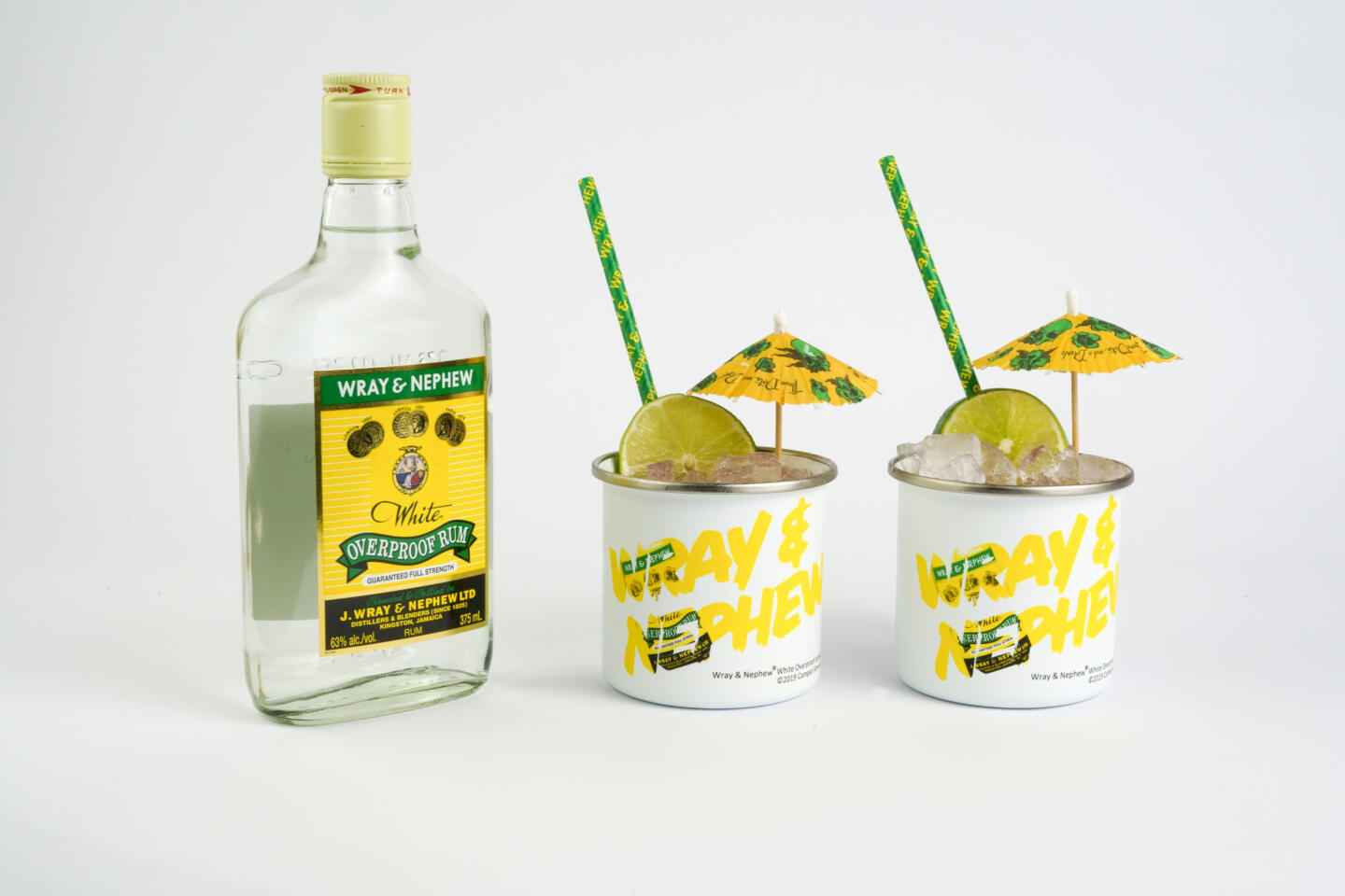 Wray and Tin cocktail kit