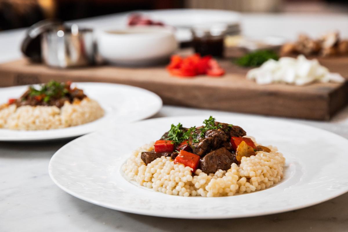 Wildfire Peapod Meal Beef Tenderloin