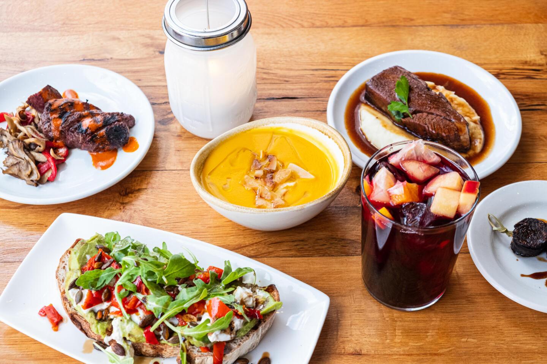Cafe Ba Ba Reeba Winter menu