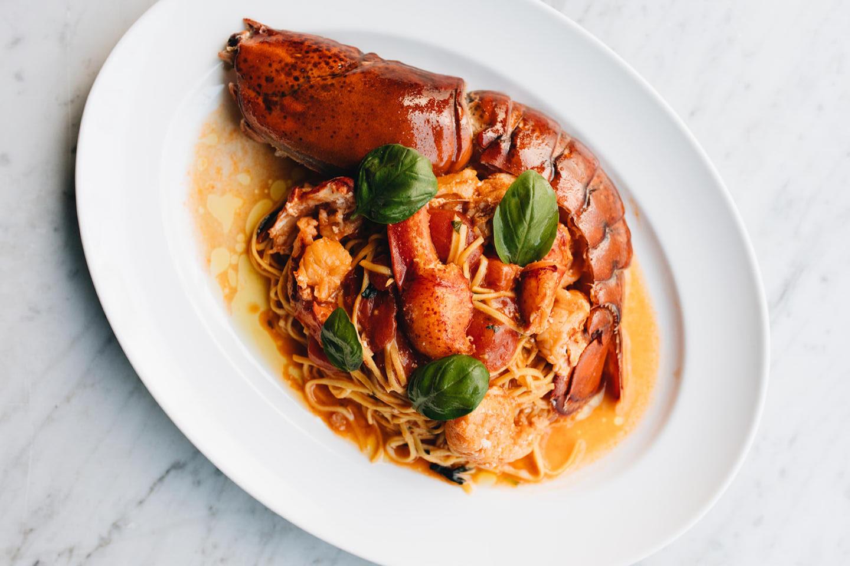 Lobster Fra Diavlo