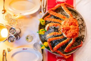 Shaw's Whole King Crab