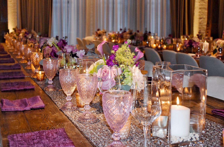 The Dalcy wedding decor