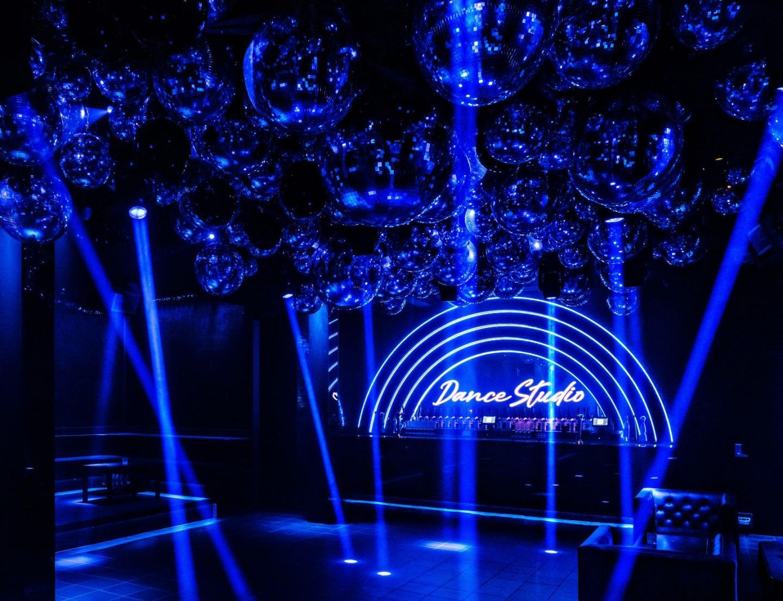 Dance Studio Dance floor