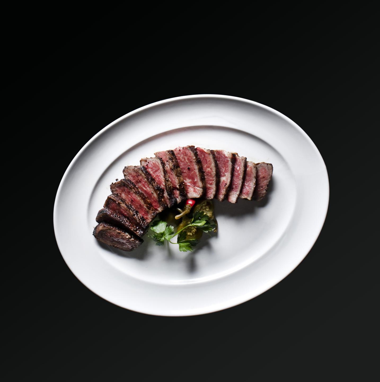 RPM Steak ribeye