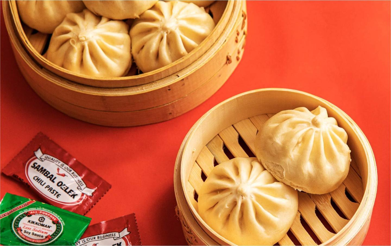 Wow Bao steamed buns