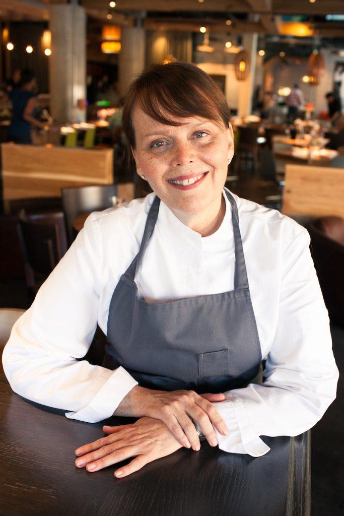 Chef/Partner Susan Weaver