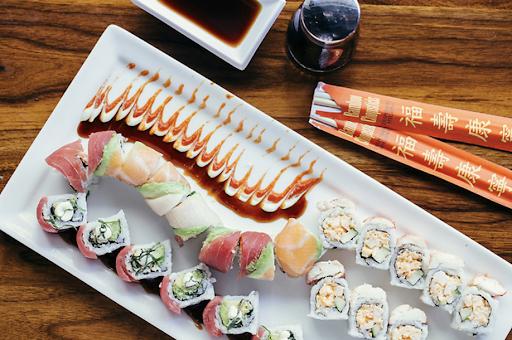 Hub 51 sushi