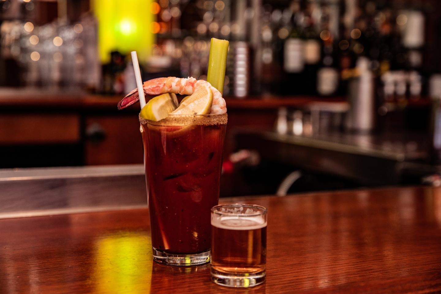 Shaw's Signature Bloody Mary