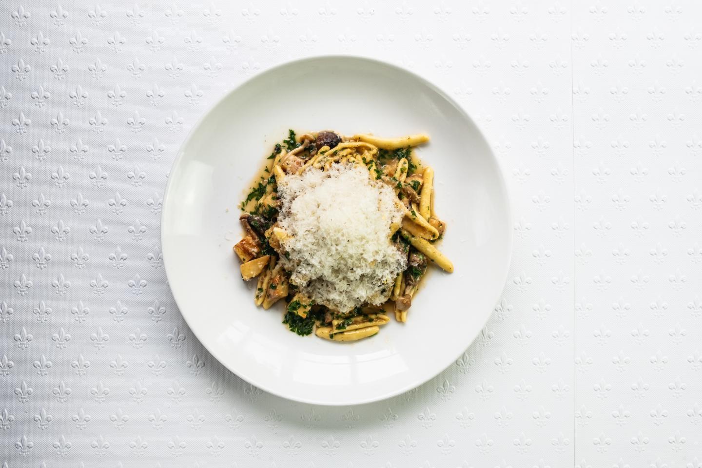 Mon Ami Gabi Cavatelli Pasta