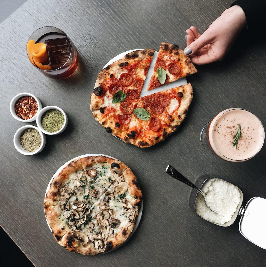 RPM Italian Pizzettes