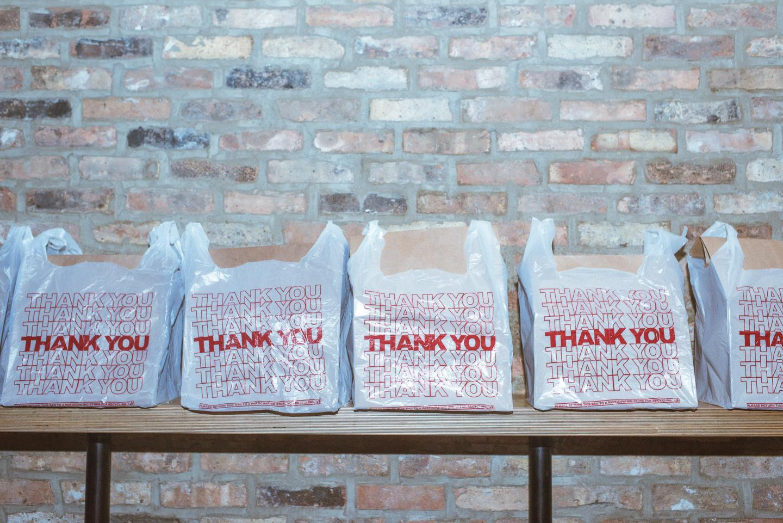 Ramen-san Thank You Bags