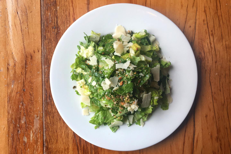 beatrix's caesar salad