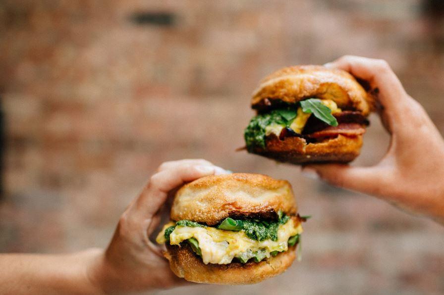 Stella Barra Breakfast Sandwiches