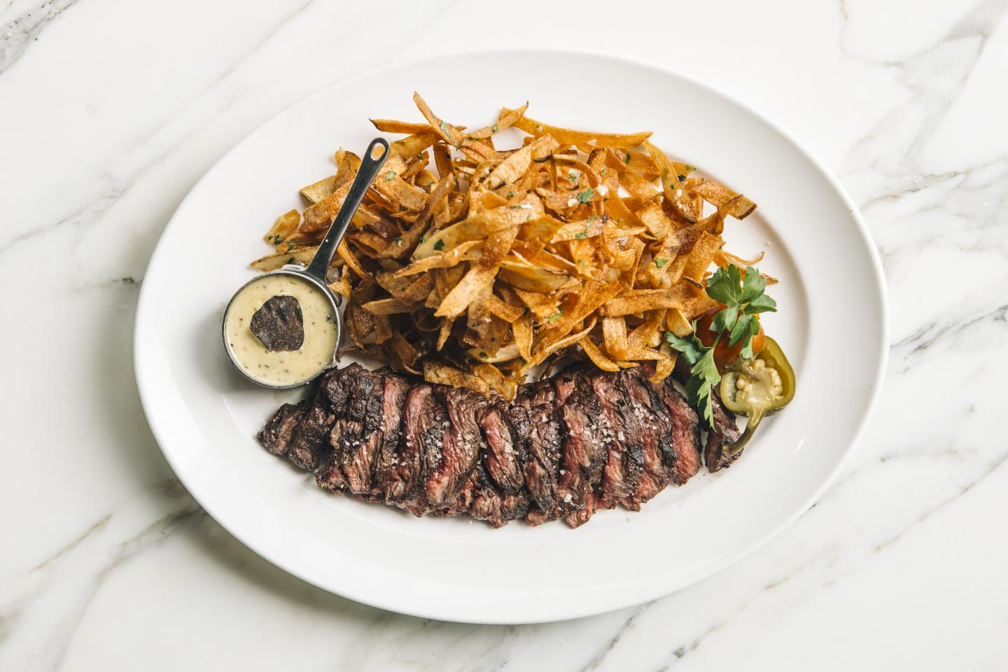 steak frites from rpm steak