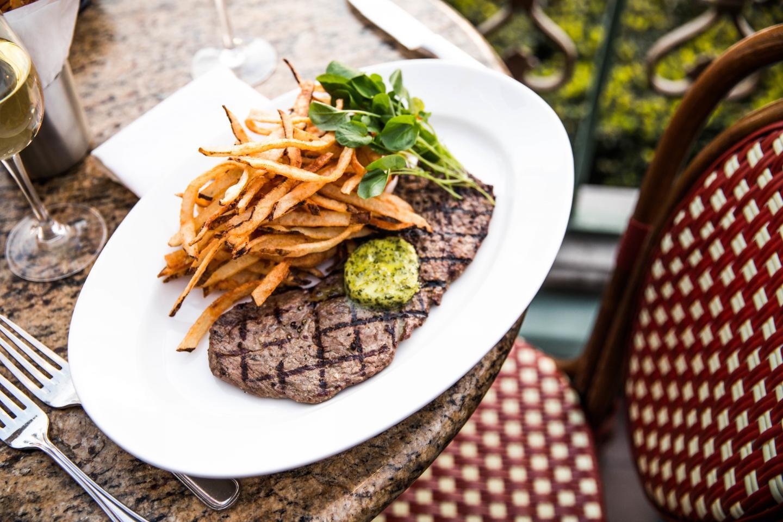Mon Ami Gabi Las Vegas Restaurant Week 2019 dish