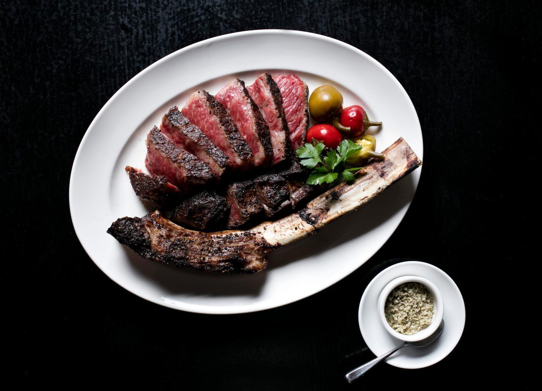 Steak from RPM Steak