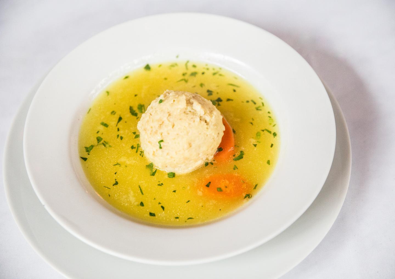 Summer House Matza Ball soup