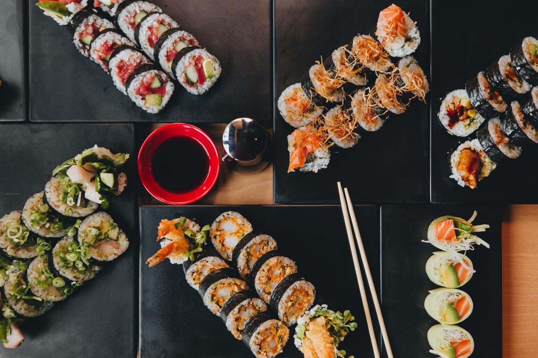SushiSan_OverheadRolls