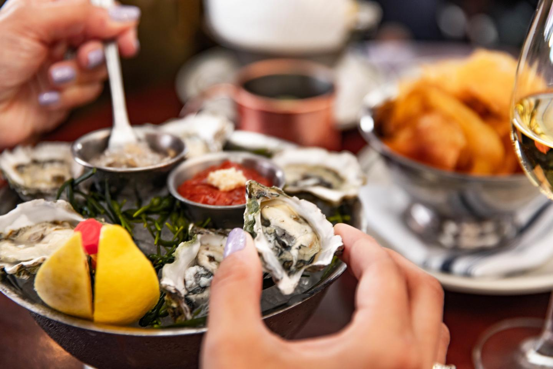 Joe's Seafood Oysters