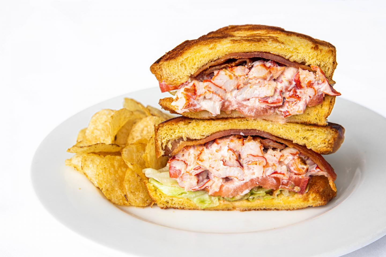 Shaw's Lobster BLT